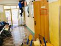 Budování optické sítě na naší škole