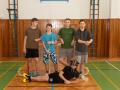 Školní přebor ve florbalu - třída S1E