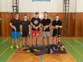 Školní přebor ve florbalu - třída T1A
