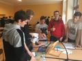 Zážitkový seminář společnosti TYFLOSERVIS o.p.s. pro třídu S3E