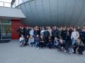 Exkurze prvního ročníku do Hvězdárny v Hradci Králové