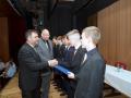 Předávání maturitních vysvědčení absolventům  SPŠel.it Dobruška