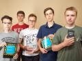 Účastníci celostátní matematické soutěže