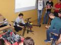 Ukázka výuky robotiky studenty PF UHK