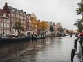 Cesta do Anglie přes Amsterdam 2019