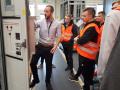 Exkurze do ABB Trutnov a elektrárny skupiny ČEZ v Poříčí u Trutnova