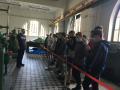 Exkurze prvních ročníků na Hučák