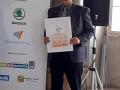 Medailisté v soutěži Škola doporučená zaměstnavateli v Královéhradeckém kraji