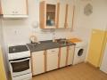 Kuchyňka v přízemí na domově mládeže