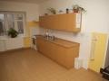 Kuchyňka v prvním patře na domově mládeže