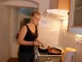 Příprava večeře