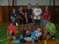 Sportovní hry DM v tělocvičně školy