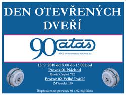 Pozvánka na den otevřených dveří pobočky ABB v Trutnově