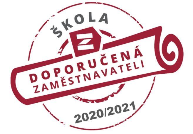 1. místo v Královéhradeckém kraji za rok 2020/21